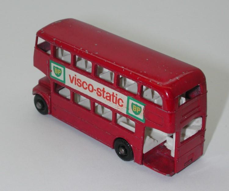 Matchbox Bus – Jerusalem House
