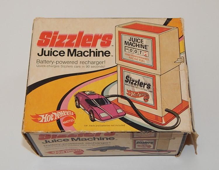 wheels juice machine