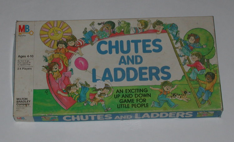Chutes And Ladders On Shoppinder