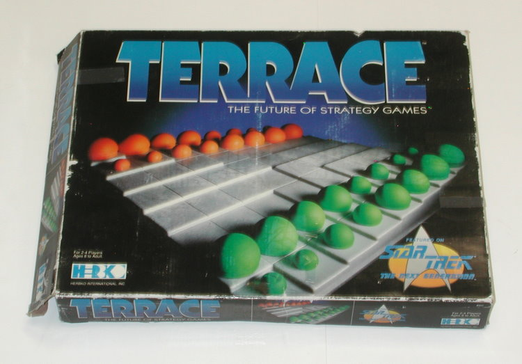 Terrace board game 1993 the future of strategy games star for Terrace board