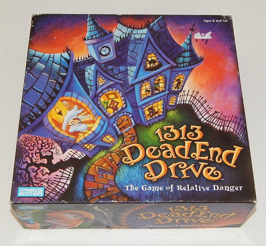 1313 dead end drive traps