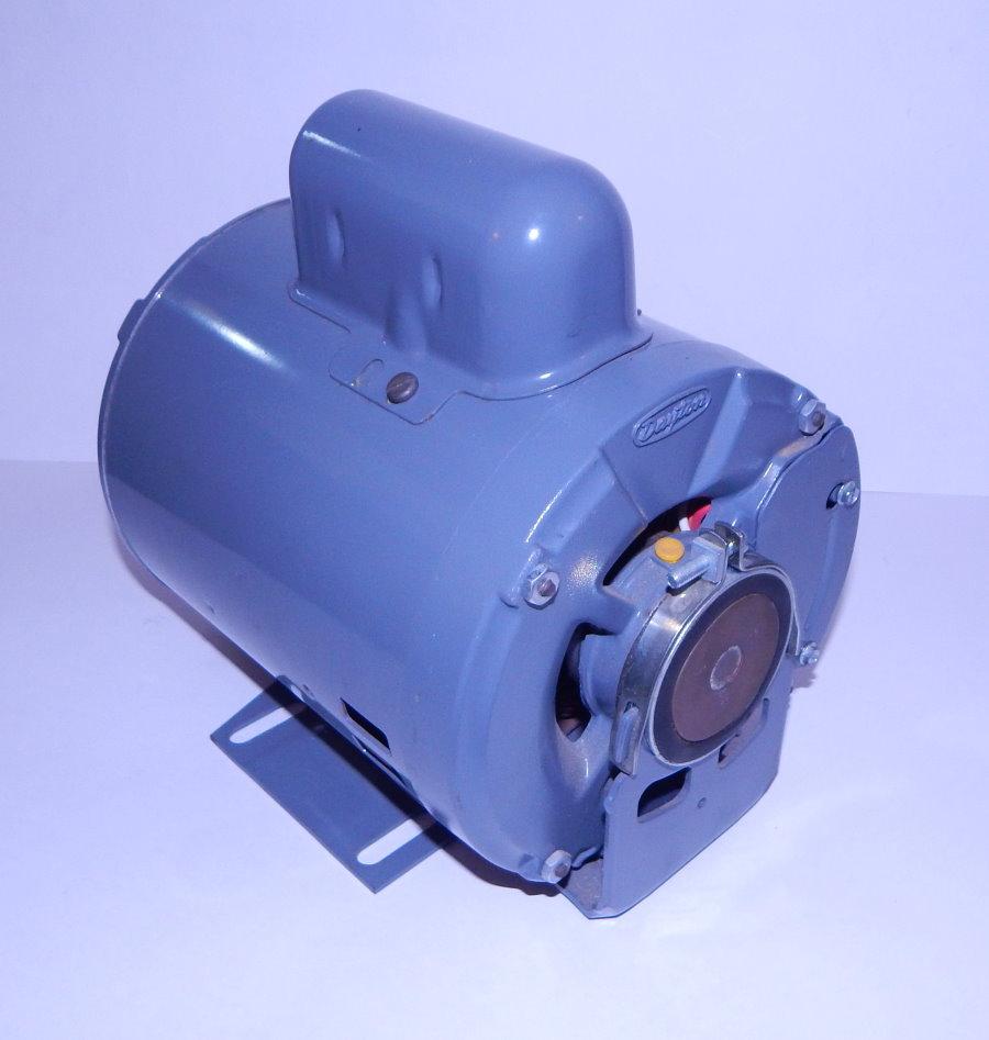Dayton motor capacitor start lr2459 model 5k458c 3 4 hp for Dayton capacitor start motor